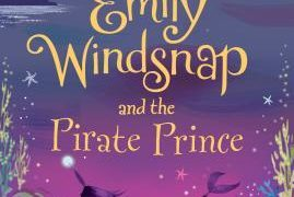 Emily Windsnap and the Pirate Prince, by Liz Kessler
